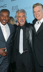 Ernie Hudson, Joe Mantegna and Christopher McDonald