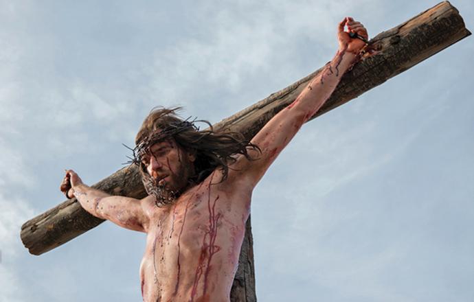 Fwd: Crucifixion photos - Christina Smith