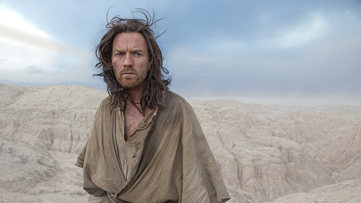 LDD_03227  Ewan McGregor stars as 'Jesus' in the imagined chapter of Jesus' forty days of fasting and praying, LAST DAYS IN THE DESERT, a Broad Green Pictures release. Credit: Gilles Mingasson / Broad Green Pictures